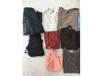 Bundle of ladies Zara/next clothing size 6/8