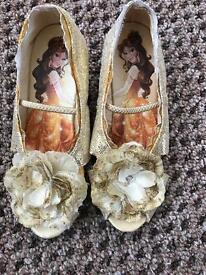 Disney store Bella shoes
