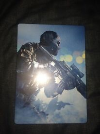 Call of duty ghosts steel case edition