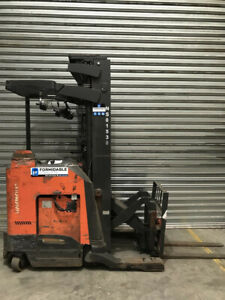 Raymond******7400 Reach Forklift Campbellfield Hume Area Preview