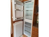 Intergrated fridge freezer
