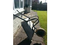 Wheel barrow good condition call or text to view