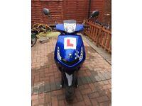 Pegeout vivacity 50cc moped