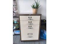 4 drawer Filling Cabinet (Bisley)
