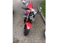 Spares/repair Honda hornet 600 1998