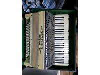 Settimio soprani three accordion