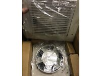 Vent Axia TW6WL extractor fan T series with surface controller, not used.