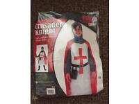 Crusader Knight Kids Fancy Dress 10-12 years