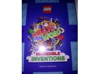 LEGO cards incredible inventions