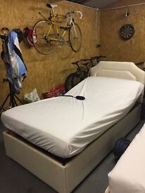 Queen Size Orthopaedic Adjustable Beds x2 (see description for prices)