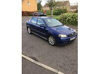 Vauxhall Astra 1.6 sxi 2003