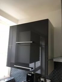 Kitchen cupboards and appliances for sale (due to renovation)