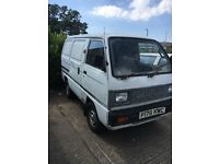 Bedford rascal van ( supercarry) 1.0 petrol export