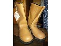 Steel Toe Working Boots NEW size 13
