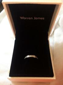 Warren James real sterling silver