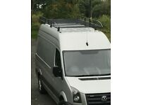 VW Crafter / Mercedes Sprinter Roof Rack