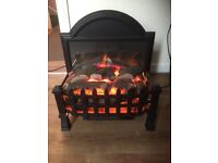 Dimplex Opti Myst Log Effect Electric Fire
