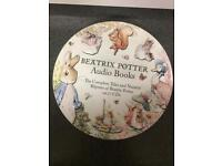 Beautrix potter audio books