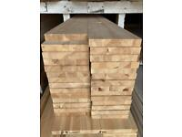 New dressed timber 5x1x10 ft
