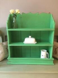 Painted Shelf Unit