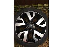 Nissan Juke wheels 18s x 4