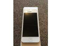 APPLE IPHONE 5 - WHITE/SILVER - 16GB - EE