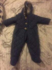 George winter suit 6-9