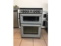"""Newworld dual fuel gas cooker 60cm fsd double oven 3months warranty """""""""""""""""""""""""""""""