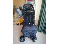 Maclaren Techno XT pushchair + extras, very good condition