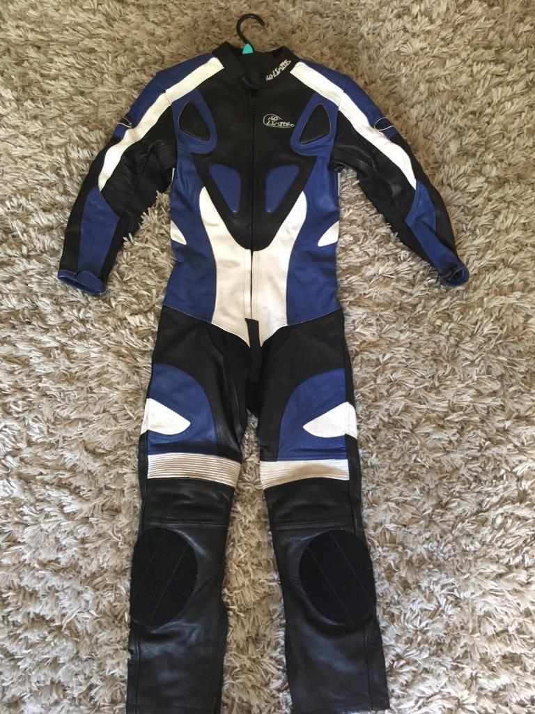 Children's one piece leathers