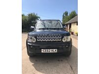 Discovery Hse 4 62 plate
