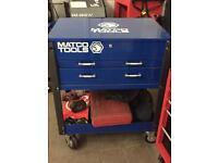 Large MATCO side cart/trolley