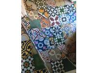 Tiler for ceramic, porcelain & natural stone tiling