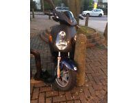 Honda 125cc @