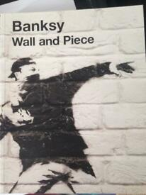 Banksy Wall and Piece Paperback Book