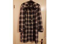 A debenhams women's coat size 12