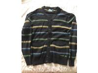 Men's Duck & Cover Large cardigan