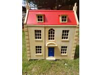 Pin Toy Dolls house and furniture