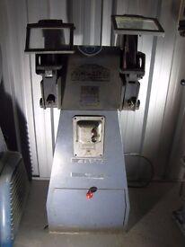 Viceroy pedestal double grinder single phase 230V (ex school)