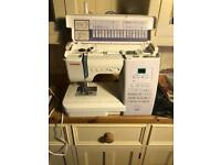 Janome 6260 Sewing Machine - as new & well-looked after!