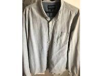 Grey mens shirt