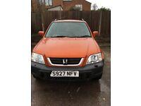 Honda CR-V £450 or offers