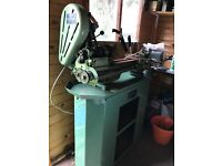 Myford ML7 lathe