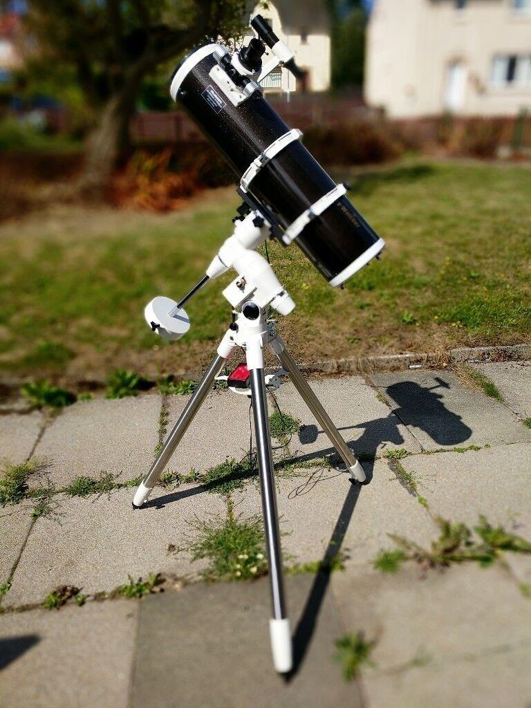 Skywatcher 150pds on EQ5 motorized mount | in Markinch, Fife | Gumtree