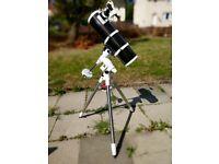 Skywatcher 150pds on EQ5 motorized mount