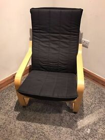 6x Stylish Armchairs For Sale