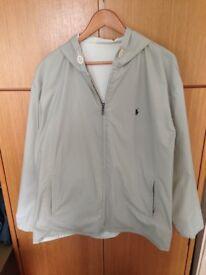 Polo Ralph Lauren Zip Up Reversible Jacket - XL