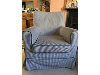 Free armchair from Ikea
