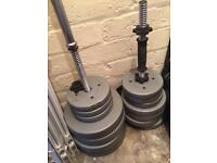 Vinyl weights