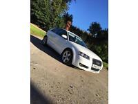 Audi A3 1.4tfsi white